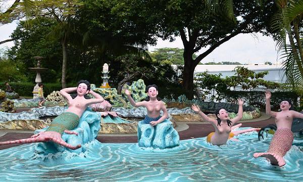 haw par villa mermaids